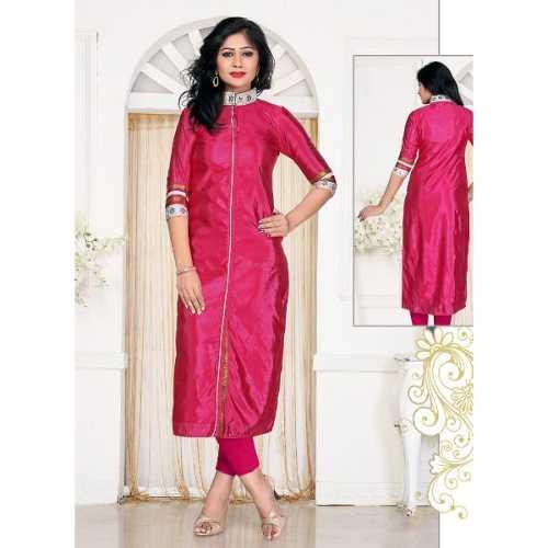 Incredible Achkan Kurti Style in Silk