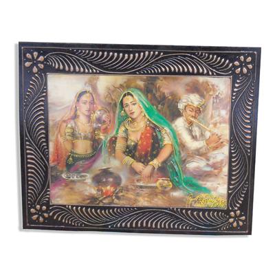Rajpoot Painting - 1