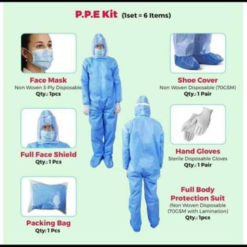 PPE KIT - India Delivery Only