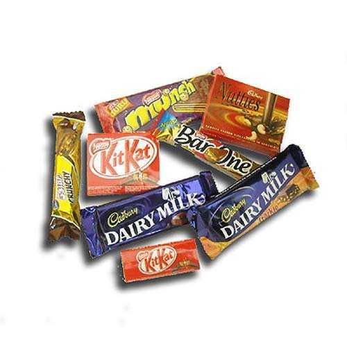 Cadbury Chocolate Hamper-2 - CANADA Delivery only
