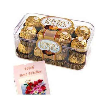 Ferrero Rocher 16 Pieces - Australia Delivery