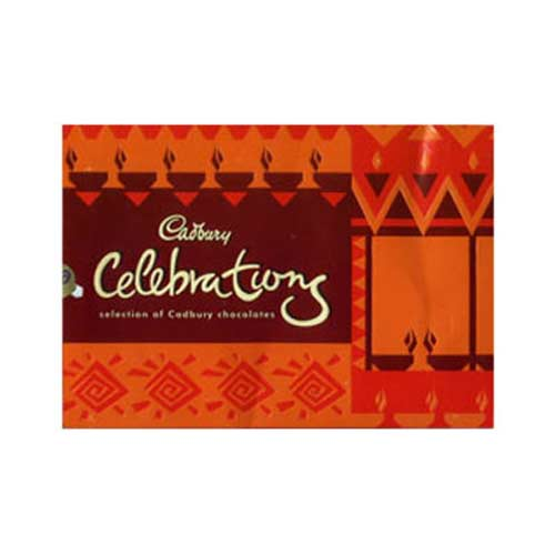 2 Cadbury Celebrations Small - Bhai Dooj Gifts