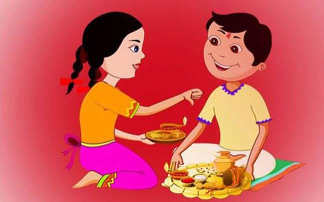 Bhai-dooj-celebration
