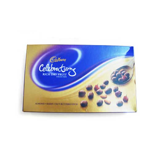 Cadbury Celebrations Rich Dry Fruit - UK Delivery