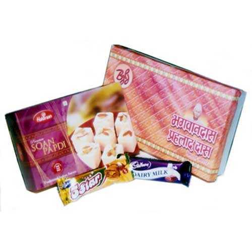 Bhai Dooj Gift Hamper - 31 - USA Delivery