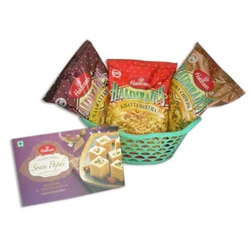 Bhai Dooj Gifts Hamper - 10781 - USA Delivery