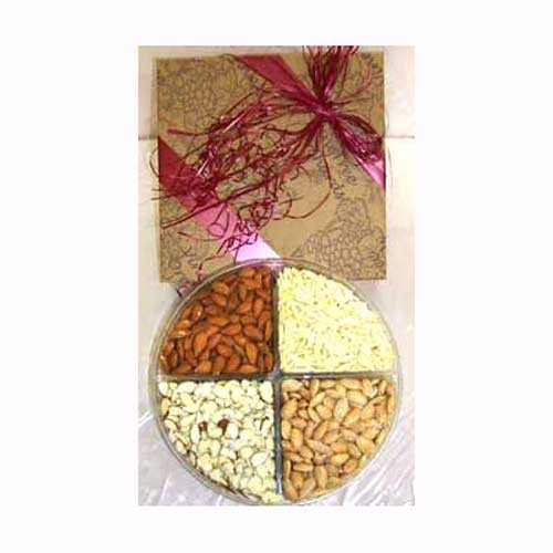 Bhai Dooj Mixed Dry-Fruits 250 gms - USA DELIVERY