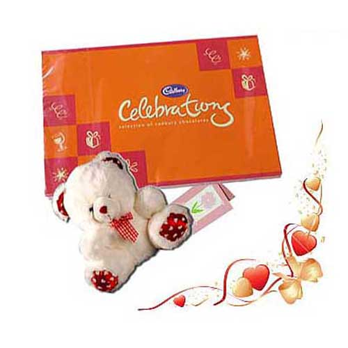 Teddy & Celebration Hamper