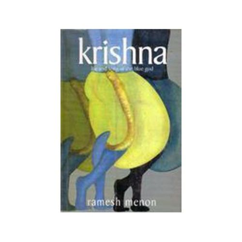 Krishna by Ramesh Menon