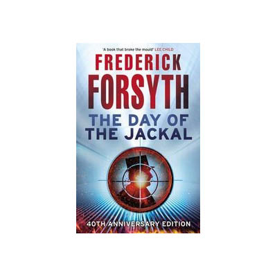 Day Of The Jackal by Frederick Forsyth