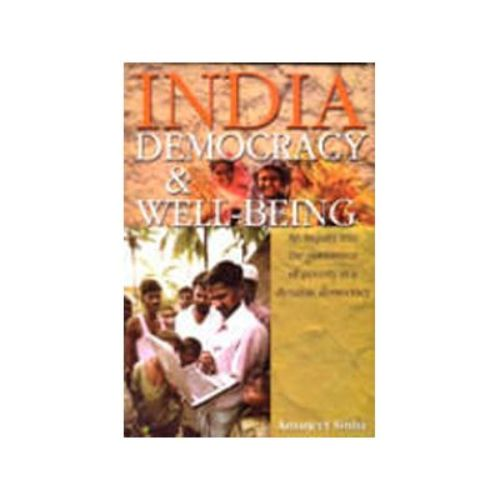 INDIAN DEMOCRACY & WELL BEING by Amarjeet Sinha