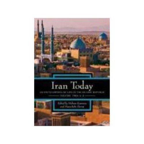 Iran Today by Hamid Ansari