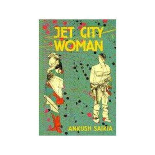 JET CITY WOMAN 01 Edition by Ankush Saikia