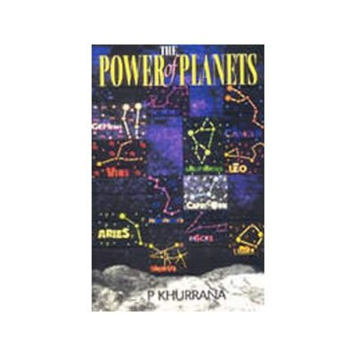 THE POWER OF PLANETS by P. Khurrana