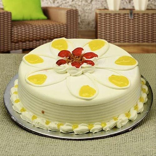 Butter Scotch Cake 1 Kg - India Delivery Only