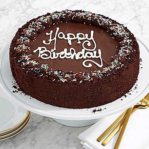 Chocolate Cake 1 Kg - India Delivery Only