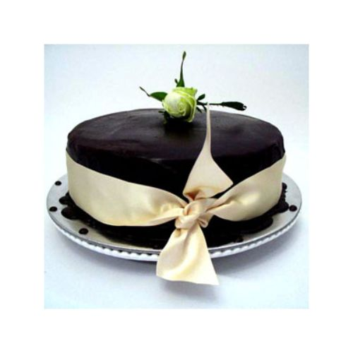 Chocolate Cake in Gift Box - South Africa Delivery Only