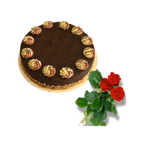 Royal Chocolate Cake - Malaysia Delivery Only