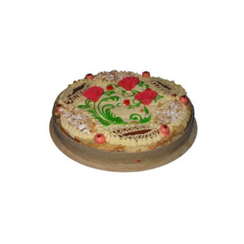 Sweet Art Cake - Azerbaijan Delivery Only