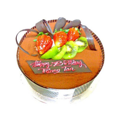 Chocolate Mousse Cake - Singapore Delivery Only
