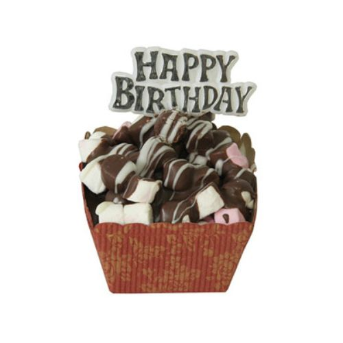 Rocky Road Cupcake - Australia Delivery Only