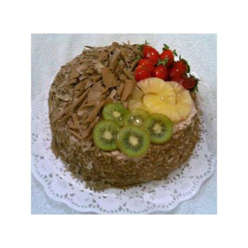 Cake with Fruits - Syria Delivery Only