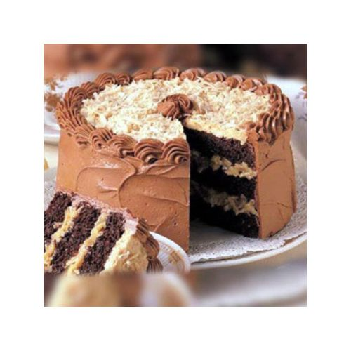 Chocolate layer cake - Kuwait Delivery Only