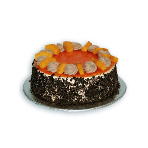 Mango Chocolate Cake - Pakistan Delivery Only
