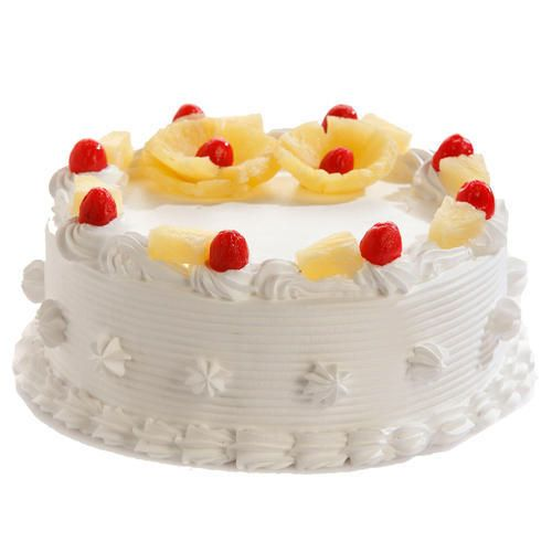 Pine Apple Cake 1 Kg - India Delivery Only