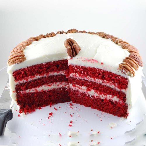 Red Velvet Cake - UK Delivery Only