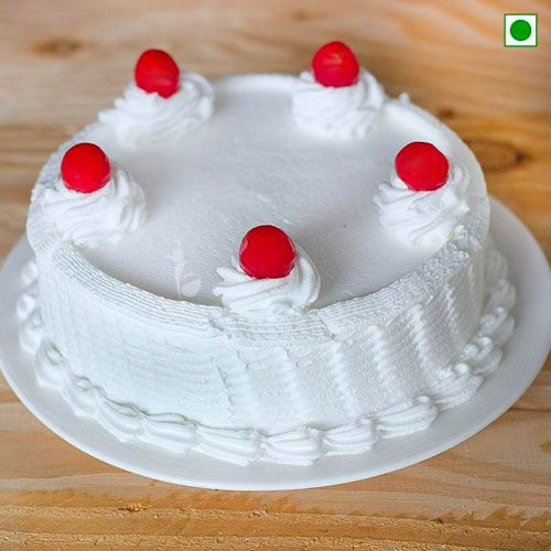 Vanilla Cake 1 Kg - India Delivery Only