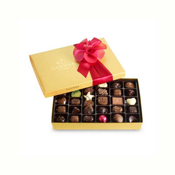 Gold Ballotin Celebration - Big - US Delivery