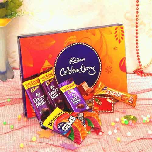 Cadbury's Celebrations Small with Rakhi
