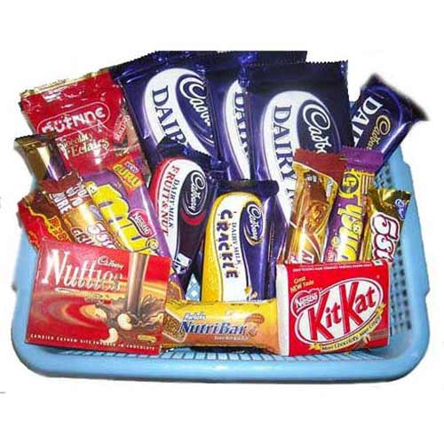 Bhai Dooj Chocolate Bank
