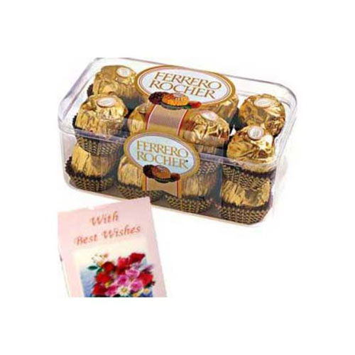 Ferrero Rocher 16 Pieces -Singapore Delivery Only