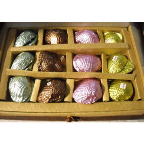 Hand Made Chocolates Box with Rakhi