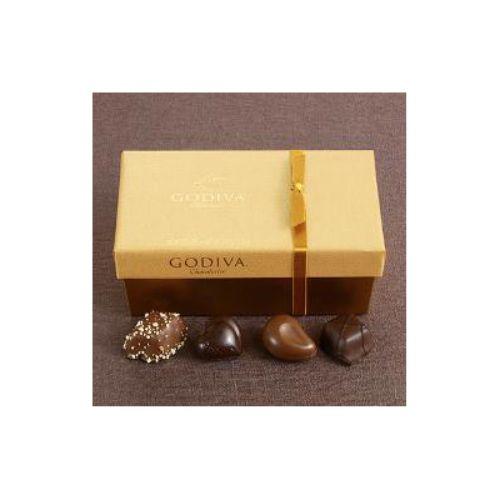 Gold Ballotin Gift Box - US Delivery
