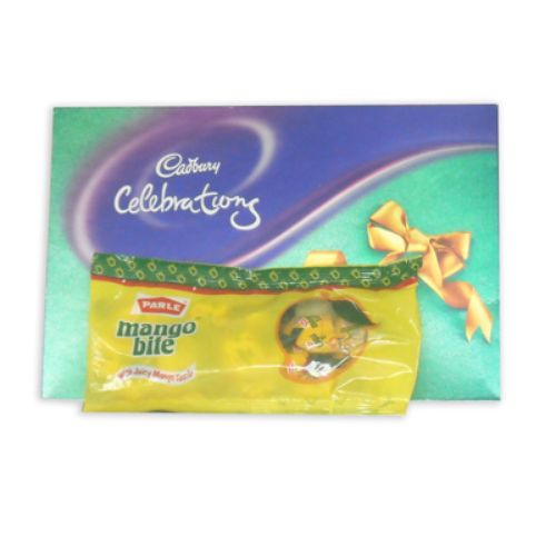Sweetened Raksha Bandhan Treat