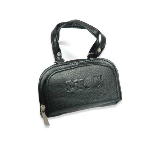 Black Color Ladies Hand Purse - 11010