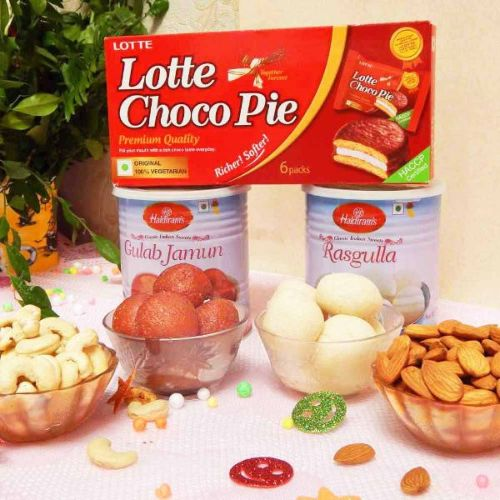 Chocolate Sweets Dry fruits - India Delivery Only