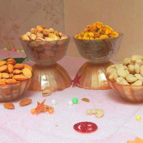 Dry Fruits Combo - USA Delivery Only