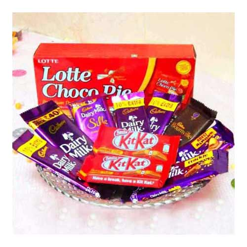 Chocolates Combo for Brother - UK Delivery Only
