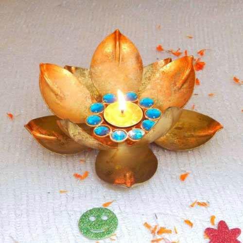 Lotus Diya - Australia Delivery Only