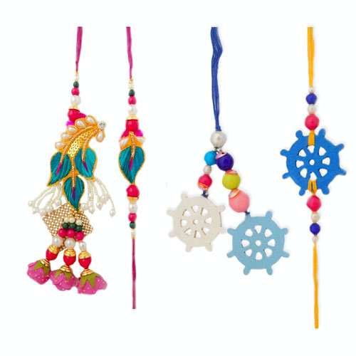 Surprising Family Rakhi - 26 - UK Delivery Only