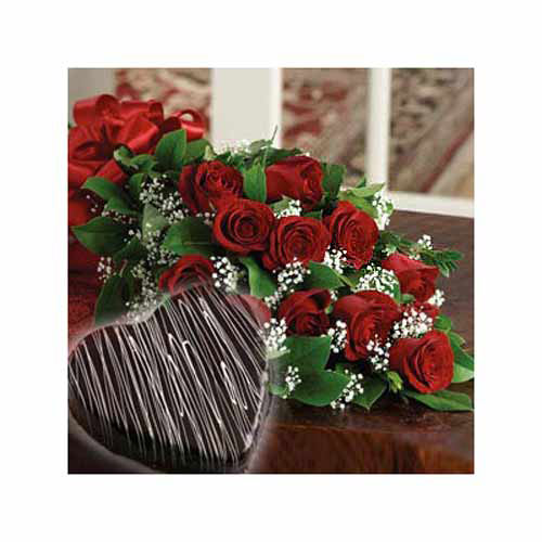 Red Rose Delicious - Uzbekistan Delivery Only