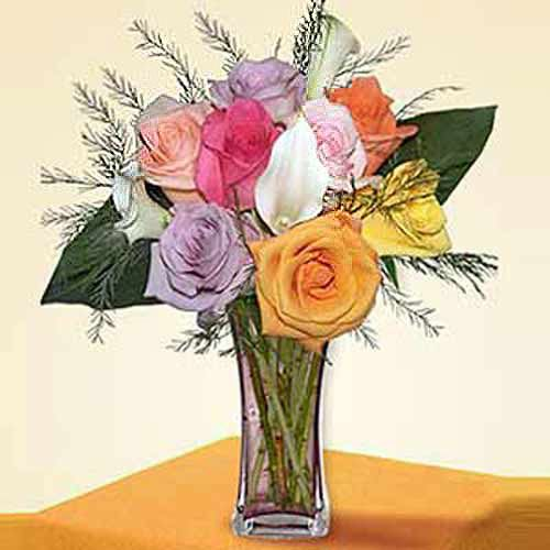Callas And Roses - Armenia Delivery Only
