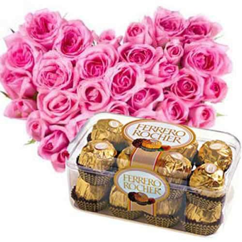 Hearty Rocher - Latvia Delivery Only