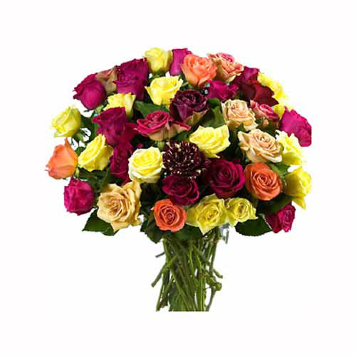 24 Mixed Rose Bouquet