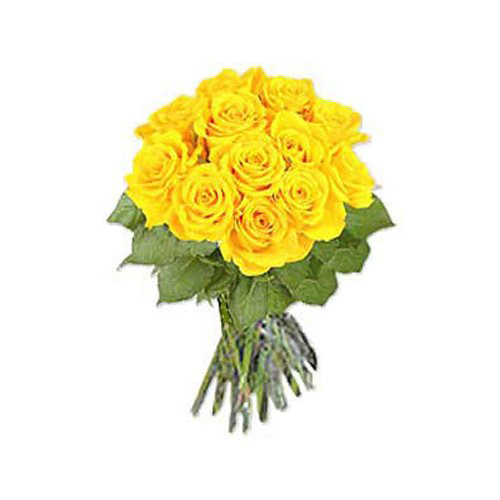 Yellow Roses Bouquet- Haiti Delivery Only