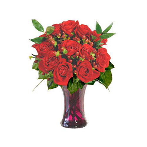 Splendid Roses - Turkmenistan Delivery Only